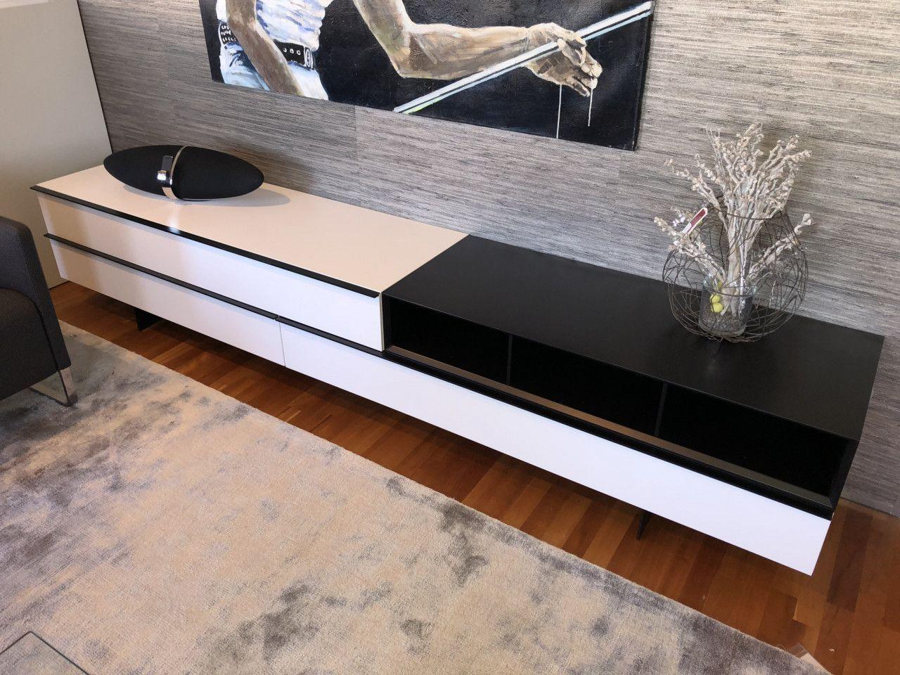Black White Sideboard Alea Von Kettnaker Ist Ein Blickfang