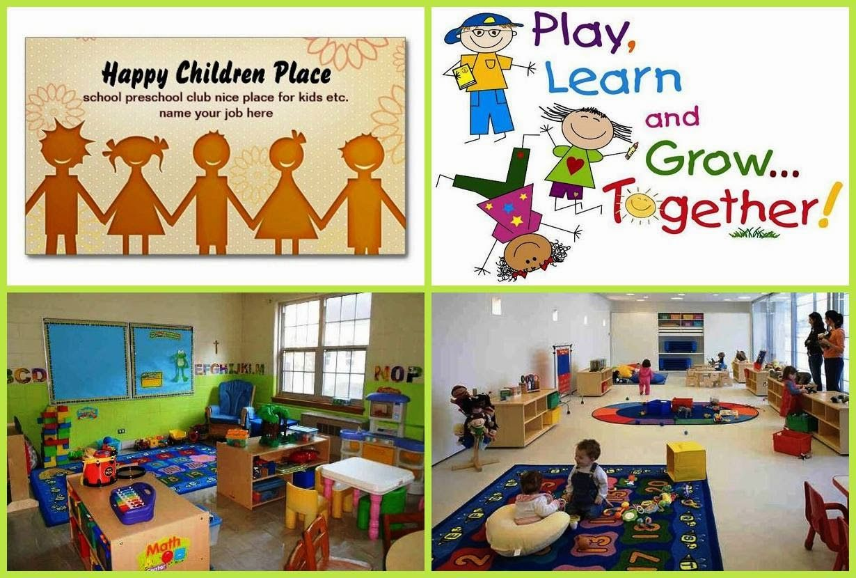 Business Ideas   Small Business Ideas: Starting a Nursery School   Business Ideas   Nursery school, Nursery, Small business ideas