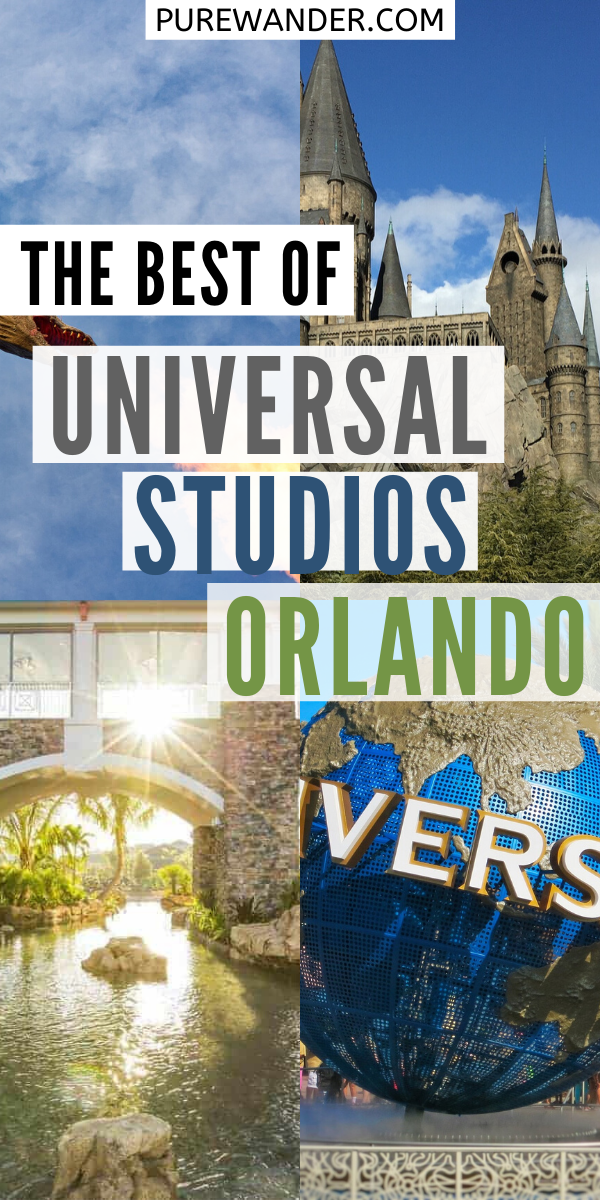 Orlando Florida In The Off Season The Best Of Universal Travel Usa Guys Trip Family Vacation Destinations
