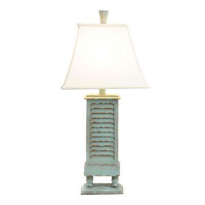 River Crest Shutter Table Lamp Kirklands Shutter Table Lamp Table Lamp