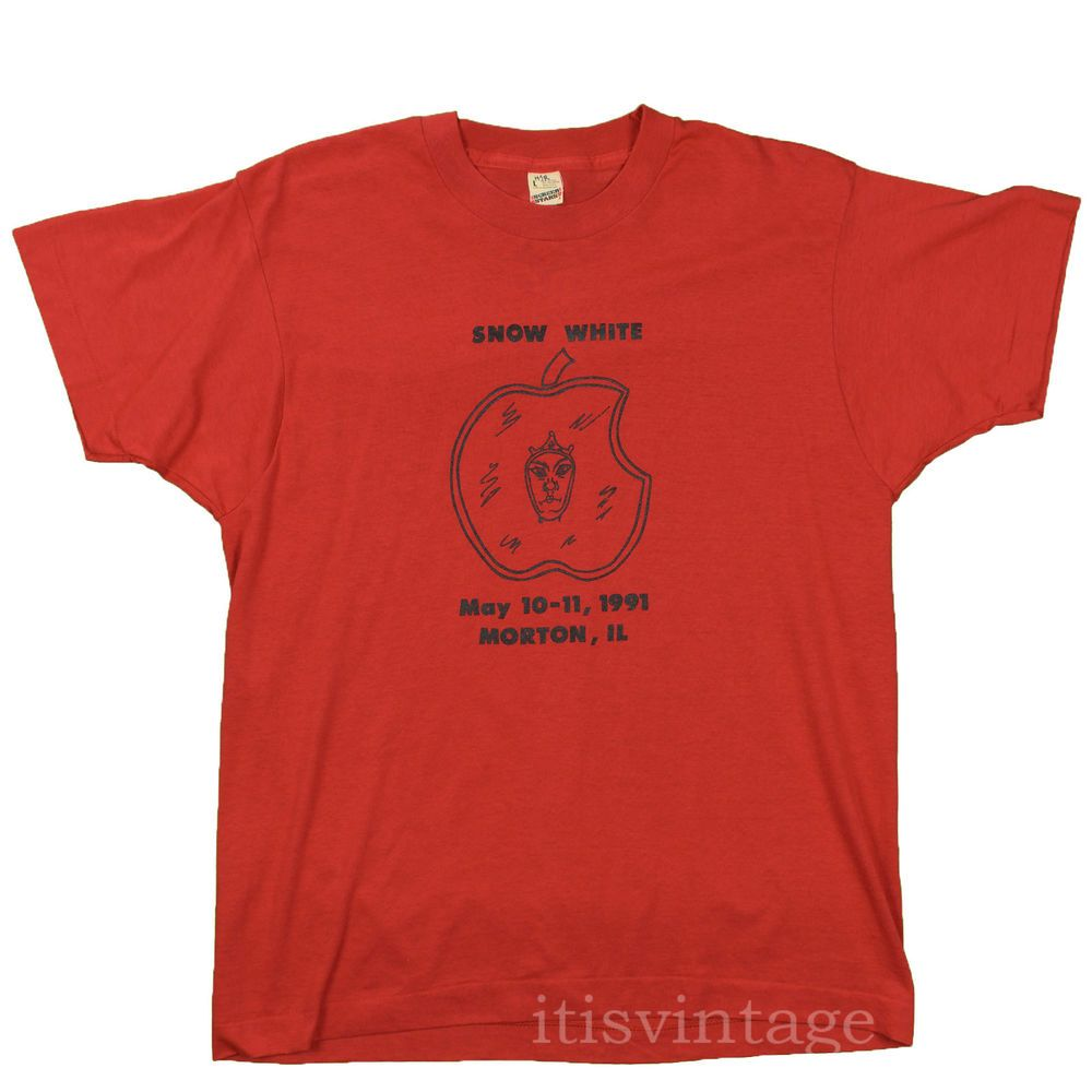 Screen Stars shirts red 6qfGGE52N