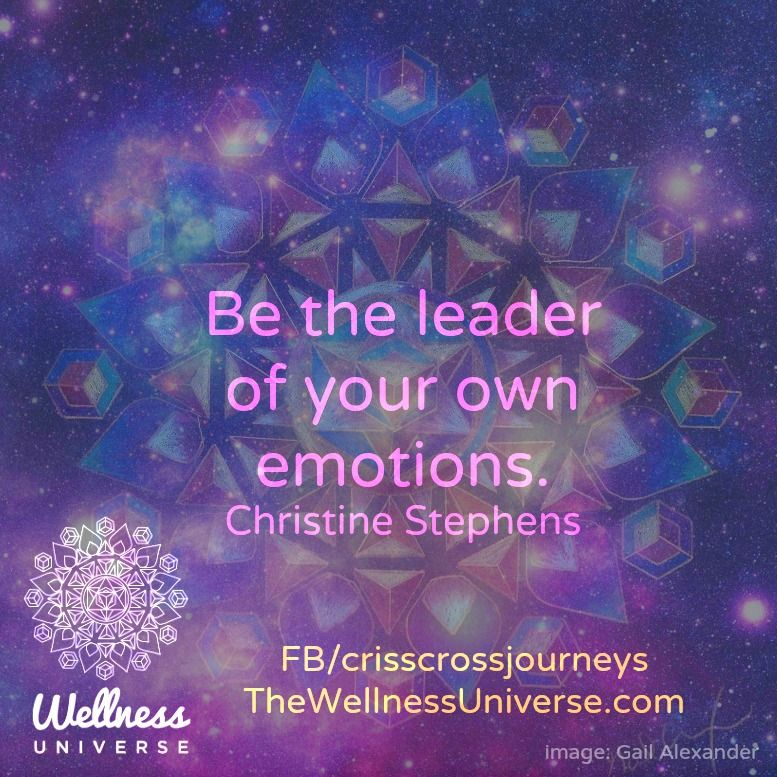 The Wellness Universe Quote of the Day by Christine Stephens 103