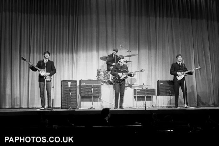 Fab Four in concert