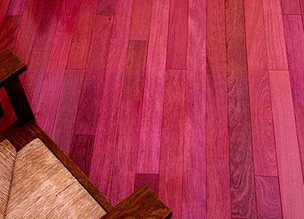 Purpleheart hardwood flooring gurus floor for Purple heart wood flooring