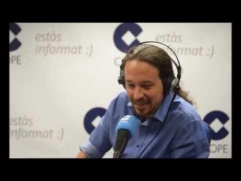 Pablo Iglesias muestra las miserias de los comentaristas de la COPE | Iniciativa Debate