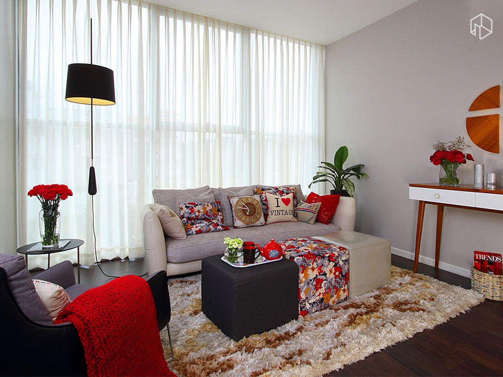 Design My Living Room Layout Living Room Layouts 5 Décor Rules To Follow  From The Houzify