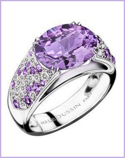 She Wore Purple Today | Hacen la diferencia... | Pinterest | Joya ...