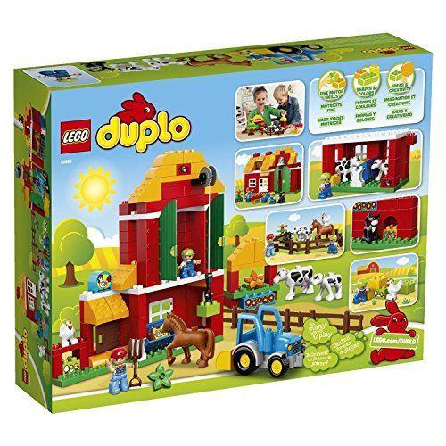 Golf Games Collection Best Toylego Duplo Big Farm Playset W Two