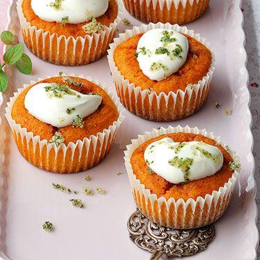 Ananas-Süßkartoffel-Muffins mit Gewürzen Muffinblech Pinterest - chefkoch käsekuchen muffins