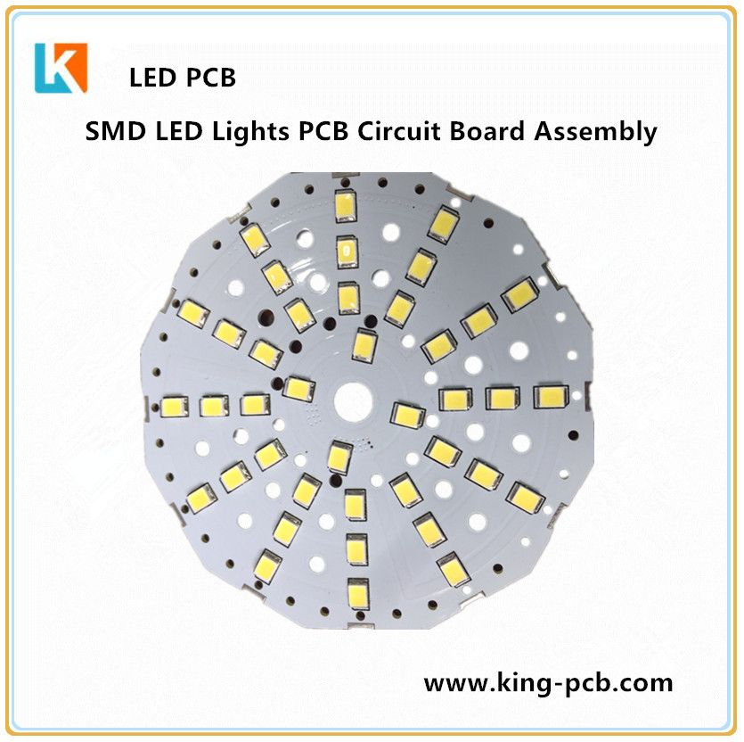 Smd Led Lights Pcb Circuit Board Assembly Led Pcb Circuit Board Circuit Board