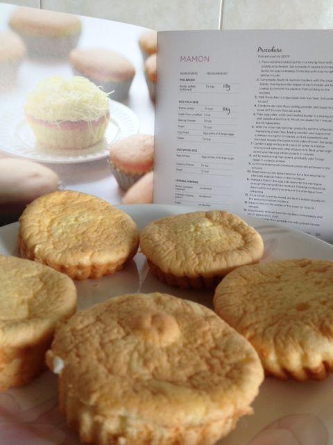 Goldilocks mamon cake recipe