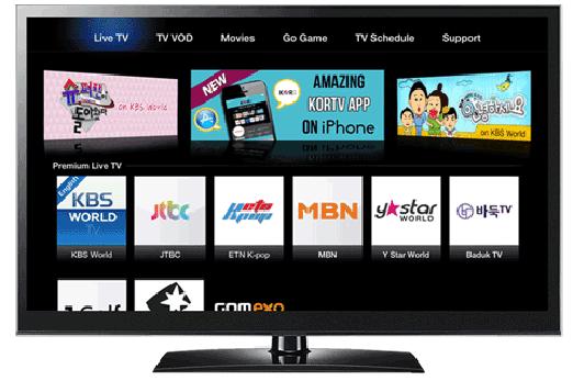 KORTV Watch Free Live Korean TV Channels, Video on