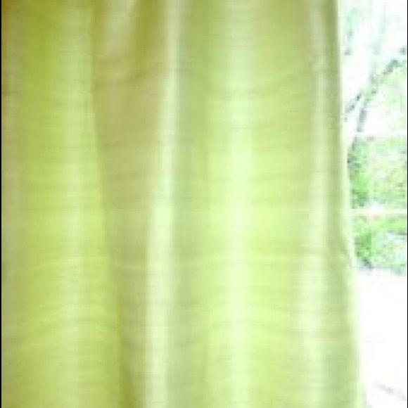 2 Pottery Barn Kids Curtains Two Pottery Barn Kids Curtains. Light ...