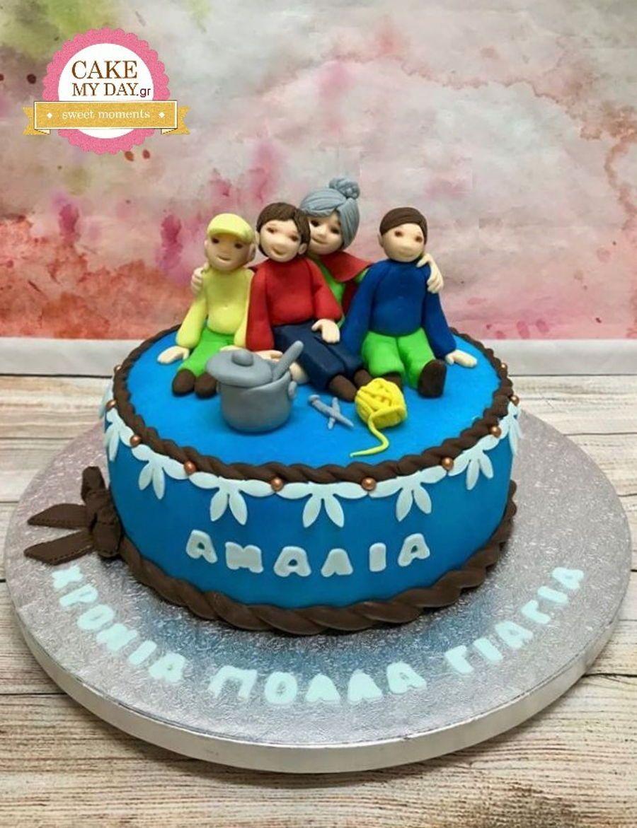 48++ Birthday cake for grandma singapore inspirations