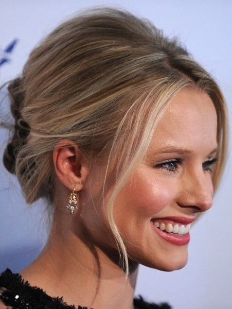 Hair Inspiration Party Perfect Updos Front Hair Styles Black Tie Hairstyle Hair Updos