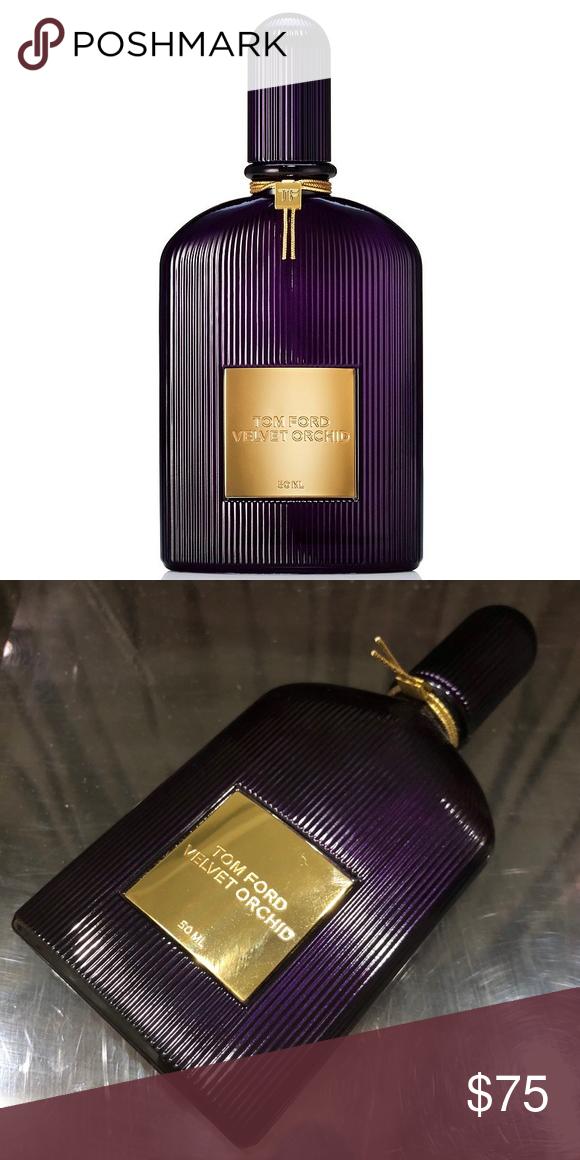 NWOB Tom Ford Velvet Orchid | Tom ford makeup, Black orchid