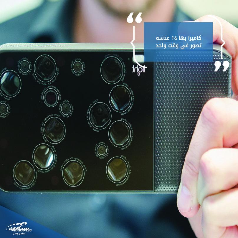 كاميرا بها 16 عدسه تصور في وقت واحد والكاميرا وتدمج كل الصور في صورة واحدة 52 ميجا بكسل تكنولوجيا Tablet Electronic Products Electronics
