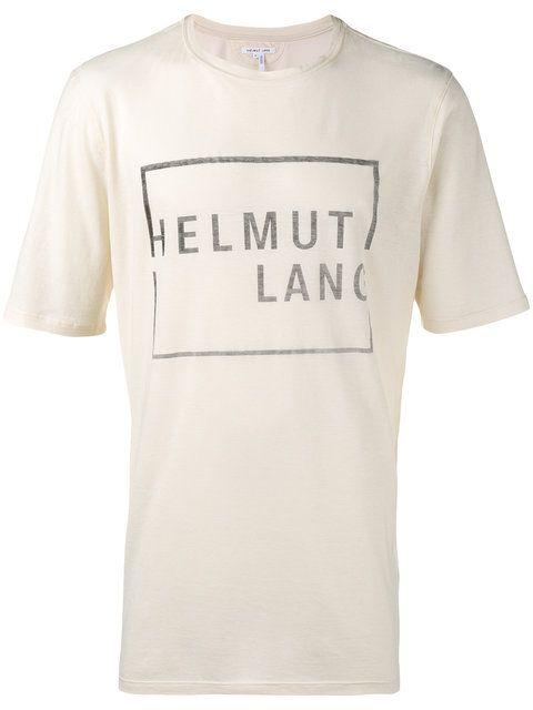 Men Who Square Shop Lang Fashion Logo T Loves Helmut ShirtFor ywONm8nv0