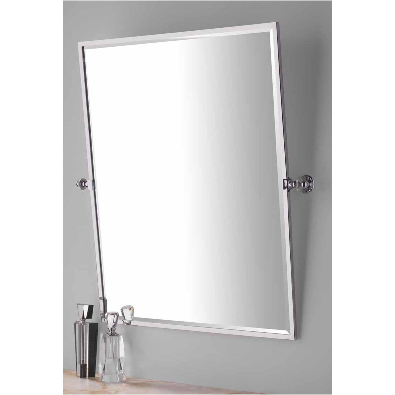 Contemporary Tilting Bathroom Mirrors Mirror V With Decorating From