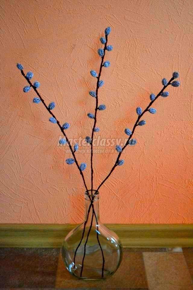 Деревья и веточки своими руками 213