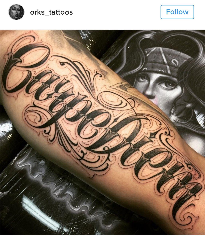 Pinterest Lovemebeauty85 Tattoo Lettering Styles Tattoo
