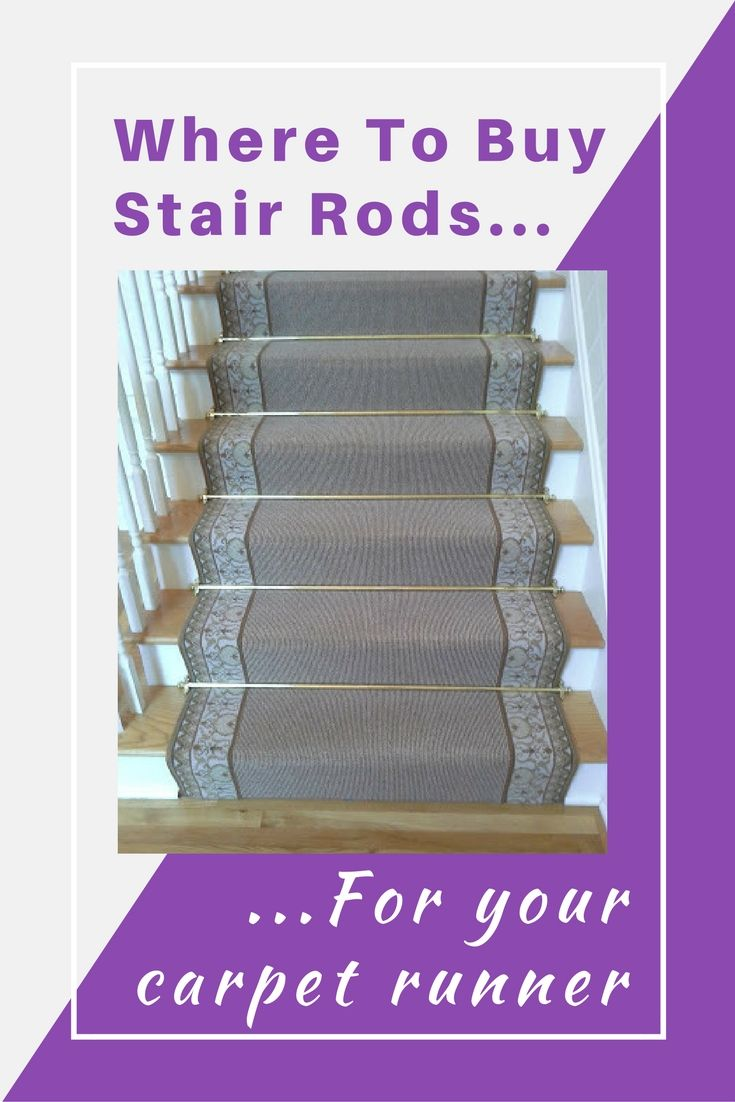 Best Where To Buy The Stair Rods For Carpet Runners Stair 400 x 300