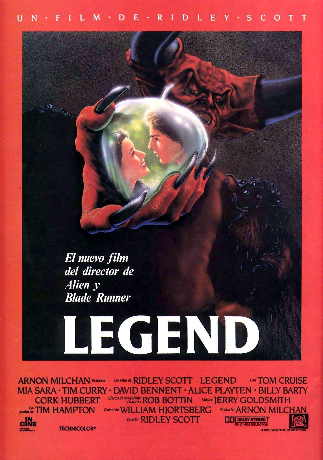 legend 1985 full movie streaming