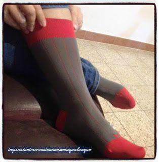 Impressioni e recensioni di una mamma qualunque: 1177, Calze per piedi fashion!