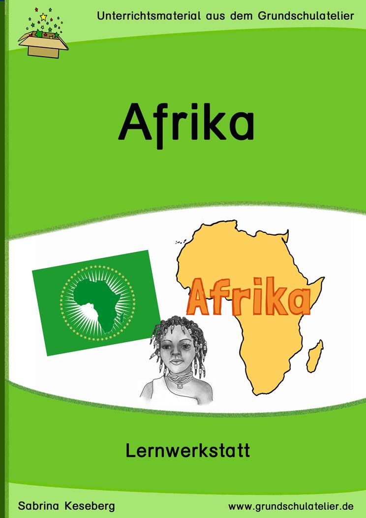 afrika werkstatt unterrichtsmaterial f r die grundschule afrika unterrichtsmaterial und. Black Bedroom Furniture Sets. Home Design Ideas