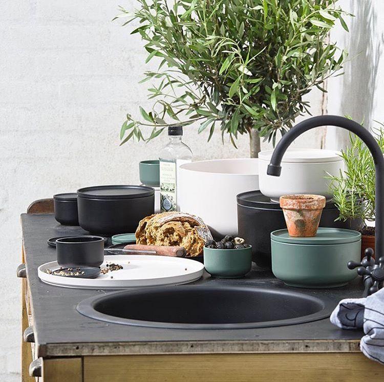 Zone Denmark Peili bowls , verkrijgbaar bij Top Interieur in Izegem ...
