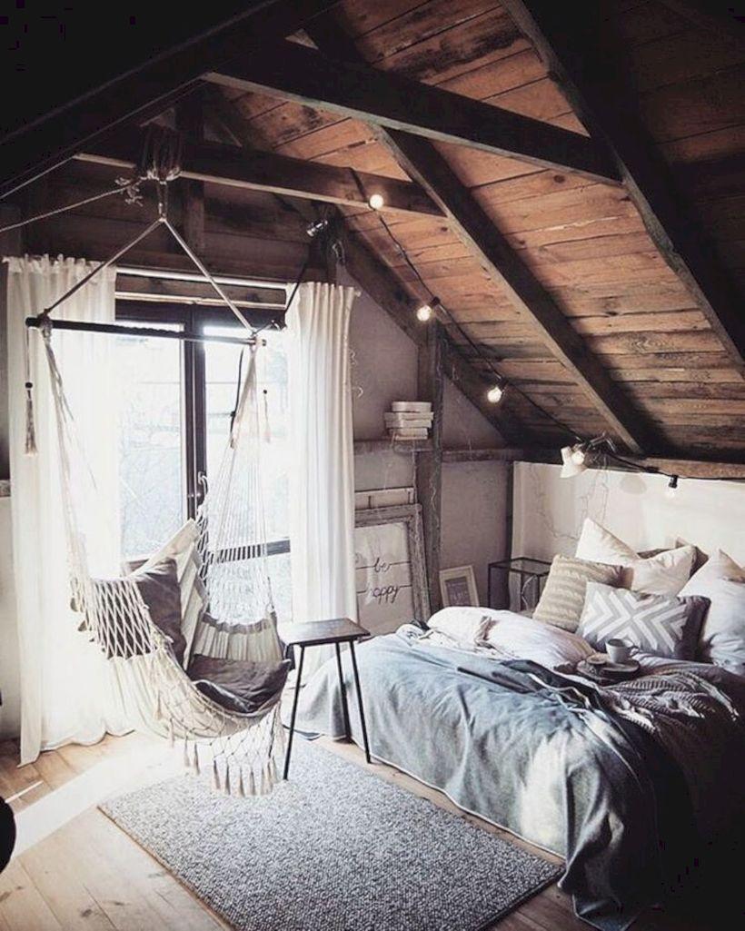 Cozy Teenager Attic Bedroom Cozy Bedroom Ideas