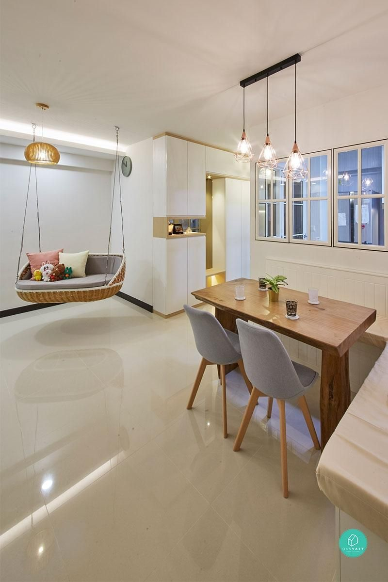 Under $40,000: 8 Non-Basic 4-Room HDB Renovations We Love