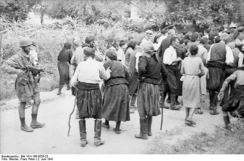 Αποτέλεσμα εικόνας για Kontomari Maleme, Massacre June 2 1941