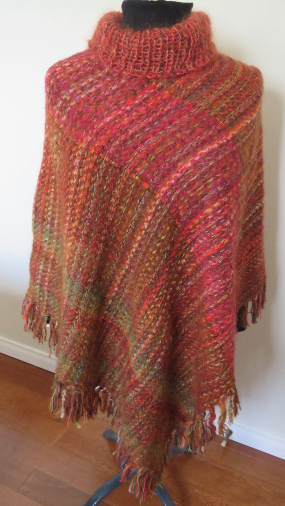 Hey, I found this really awesome Etsy listing at https://www.etsy.com/listing/287253537/handwoven-poncho