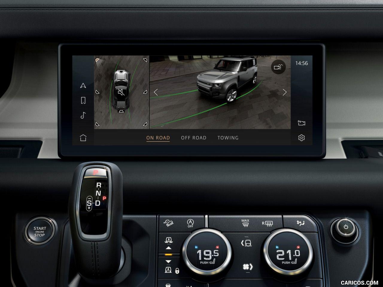 2020 Land Rover Defender 110 汽车