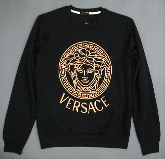 ba386b51 Vintage Versace medusa SweatshirtVersace Sport collection100% cotton with  classic dramatic Embroidery technicMade in ItalyCondition 10/10Dead-stock