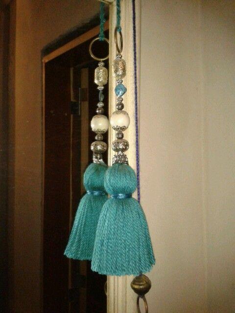 Borlas para decorar varios borlas borla de lana y for Accesorios para cortinas