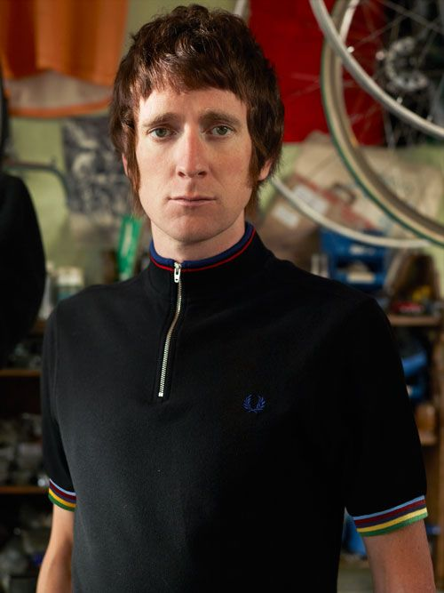 8ce2b68b8 Andy Murray's Adidas track top in 2019 | Cyclists | Bradley wiggins, Fred  Perry, Mod hair