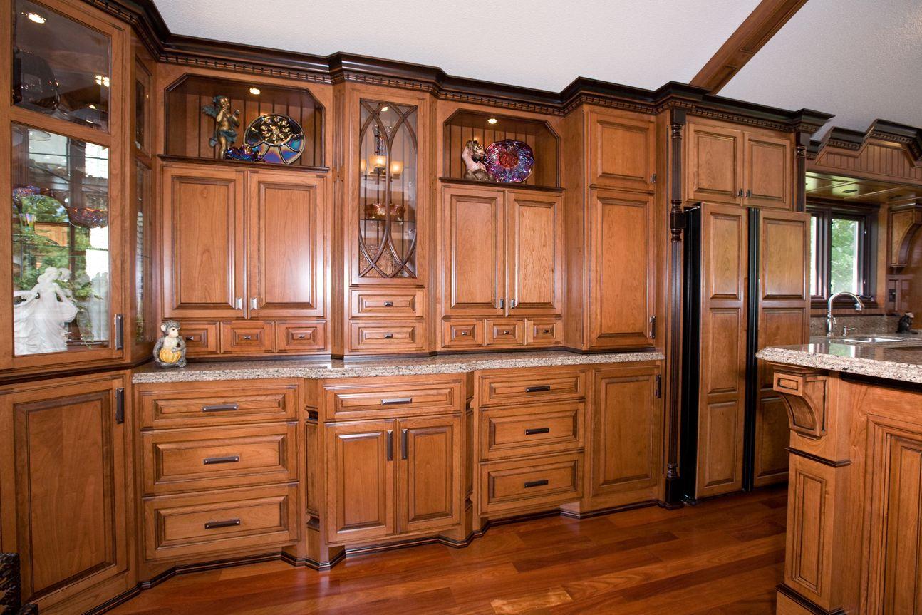 Craftsman Style Kitchen Cabinets | Kitchen cabinet styles