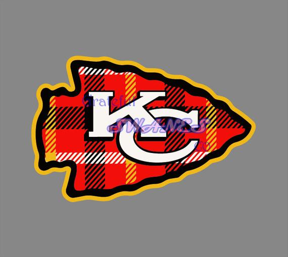 Kansas City Chiefs SVG, Clip Art, NFL Football svg files