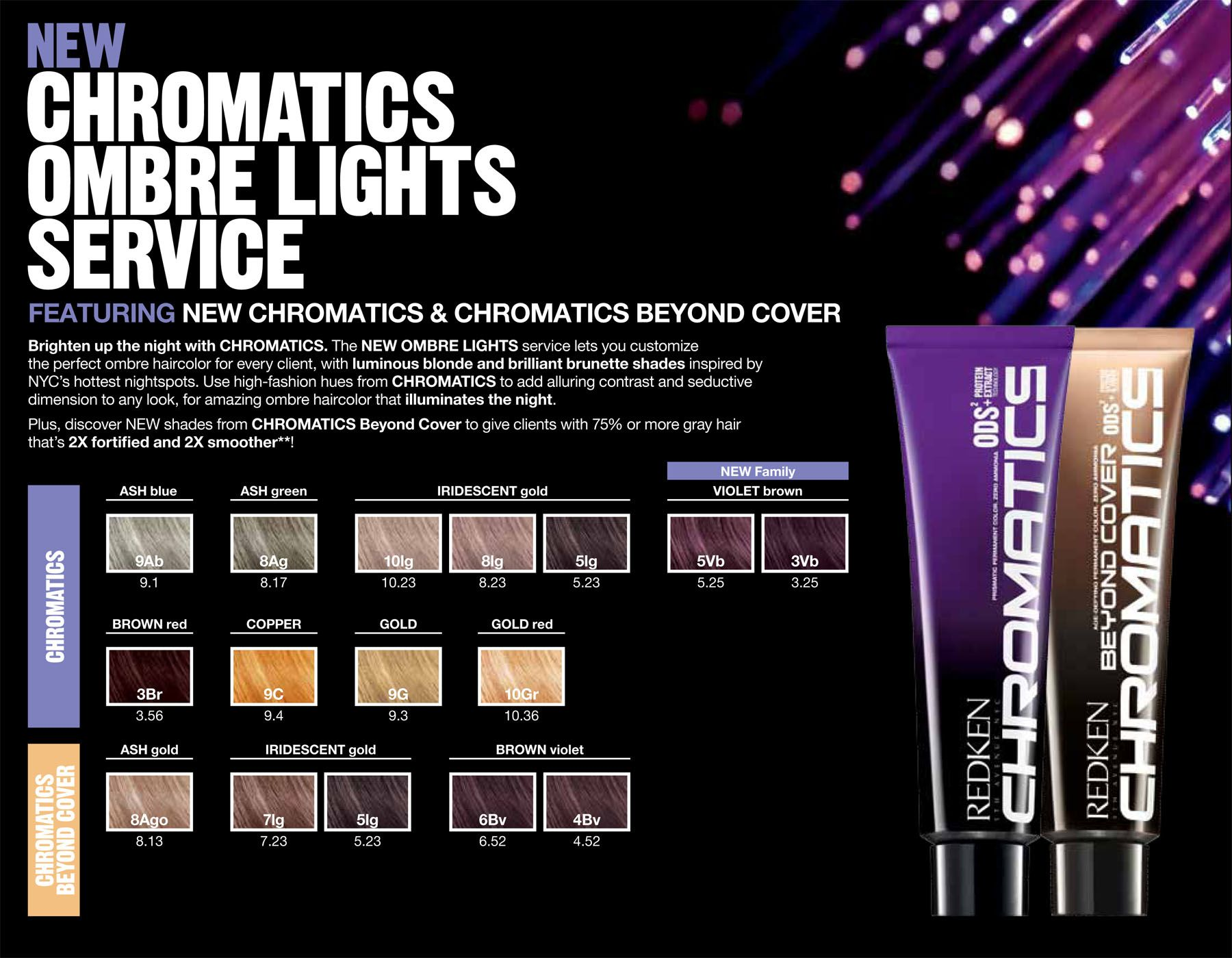 Redken chromatics ombre light service hair pinterest ombre redken chromatics ombre light service redken chromatics color chartredken nvjuhfo Images