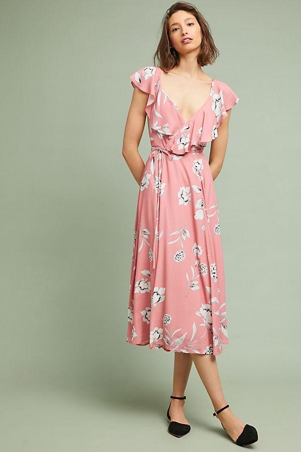 Yumi Kim Darby Wrap Dress Wrap Dress Dresses Day Dresses