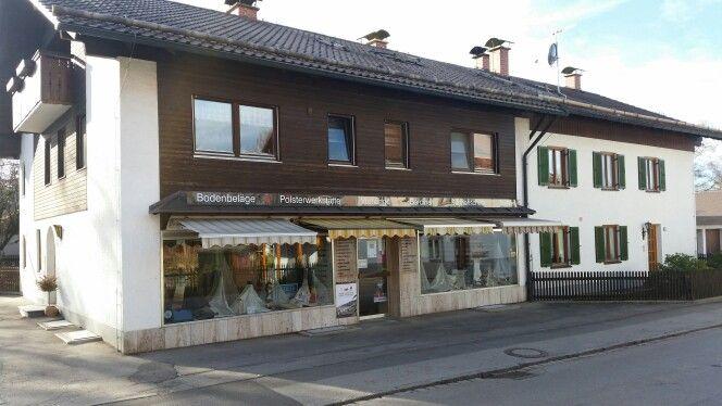 Unser Geschäft in der Bahnhofstraße