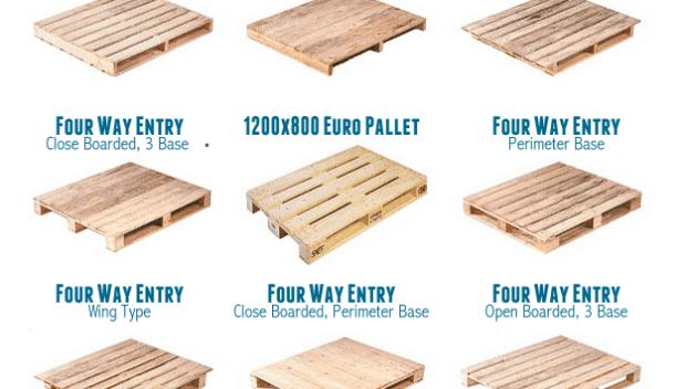 Pallet 101 Types Standard Pallet Size And More Diy Projects Pallet Size Standard Pallet Size Where To Get Pallets