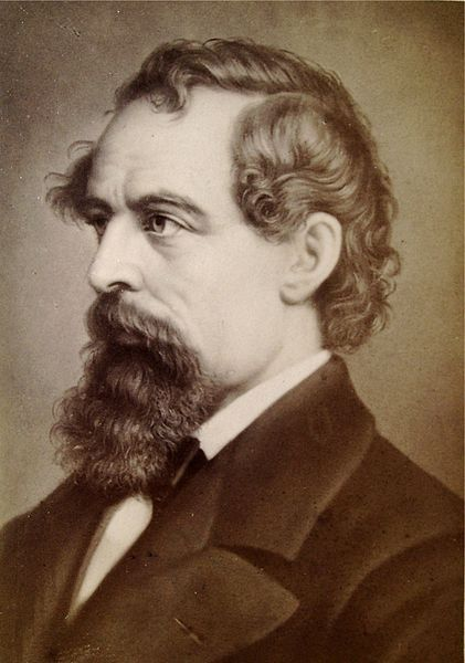Charles Dickens Victorian Author Of Books Such As Oliver Twist And