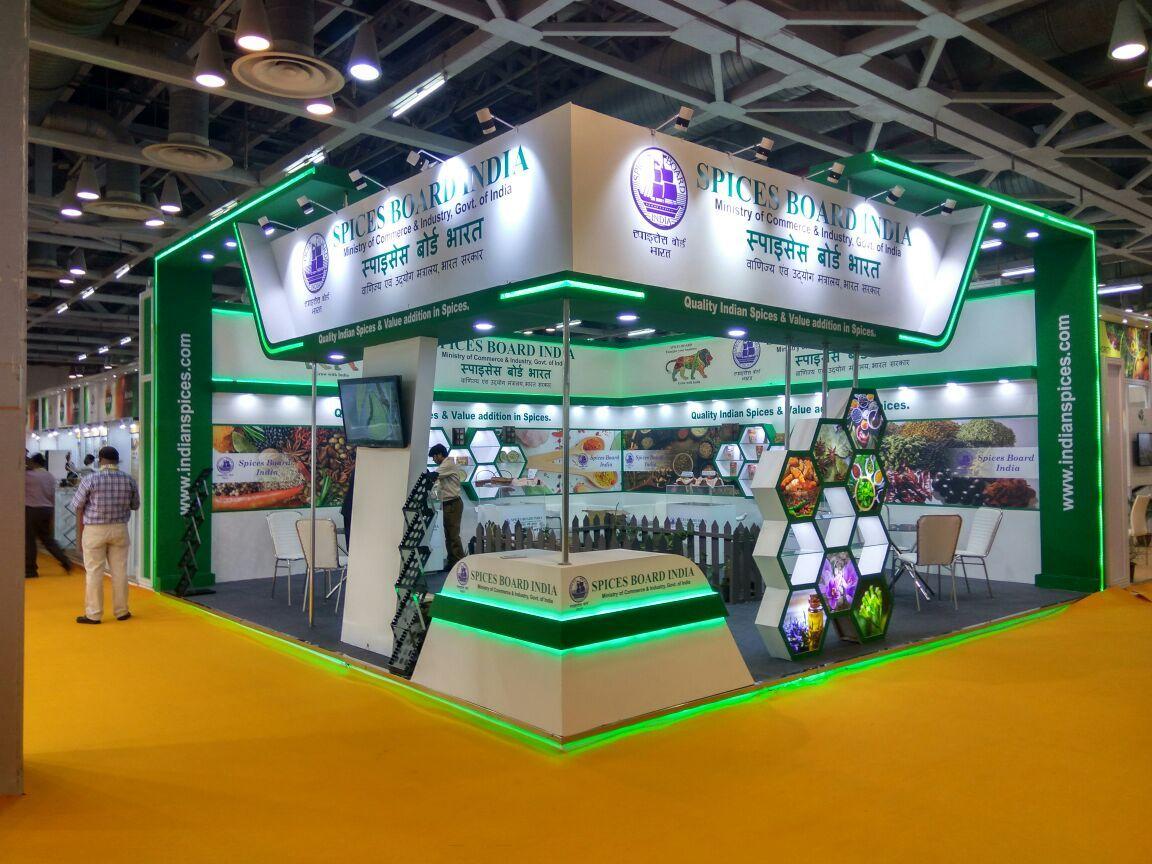 Exhibition Stall Designer In Noida : Exhibition stall by adhunik advertising pvt ltd interior designer