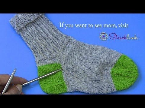 Photo of Projekt: Sockenstricken hier Stricken des Spickels 6. Teil – YouTube