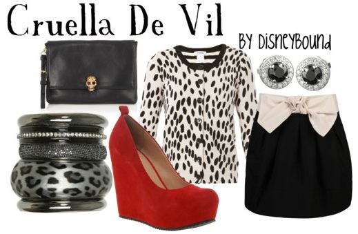{ DisneyBound: 101 Dalmatians }