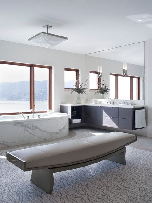 Bay View In San Francisco. Applegate Tran Interiors. Bathroom BenchChinese  FurnitureVanity ...