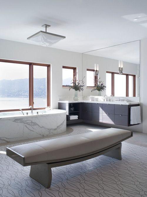 Bay View In San Francisco. Applegate Tran Interiors. Bathroom BenchChinese  FurnitureVanity ...